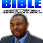 Best Selling Author of Teleprompter Bible